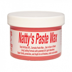 POORBOY'S WORLD NATTY'S WAX RED NATURALNY WOSK 235ML