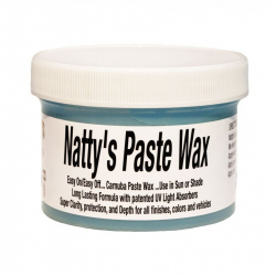 POORBOY'S WORLD NATTY'S WAX BLUE NATURALNY WOSK 235ML