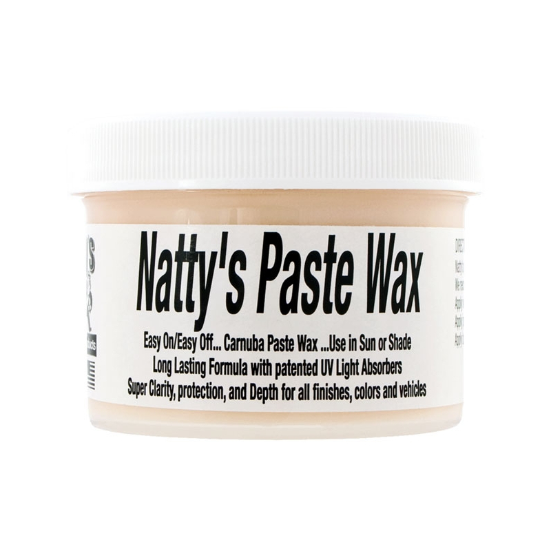 Poorboy's World Natty's Paste Wax - wosk 235ML