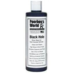 Poorboy's World Black Hole Show Glaze - politura 473ML