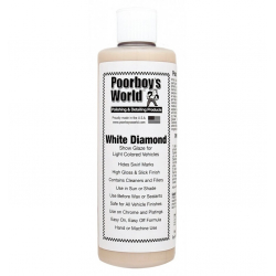 Poorboy's World White Diamond Show Glaze - politura 3780ML