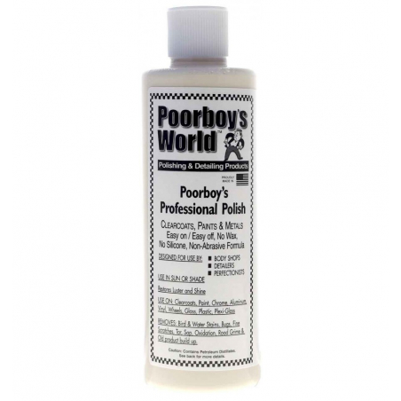 Poorboy's World Professional Polish - mleczko 473ML