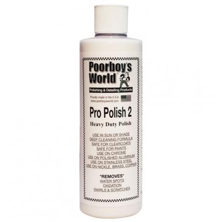 Poorboy's World Pro Polish 2 - mleczko 473ML