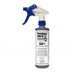 Poorboy's World Quick Detailer PLUS+Sprayer - detailer 473 ML