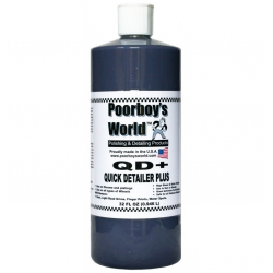 Poorboy's World Quick Detailer PLUS - detailer 964 ML