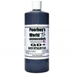Poorboy's World Quick Detailer PLUS - detailer 964 ML