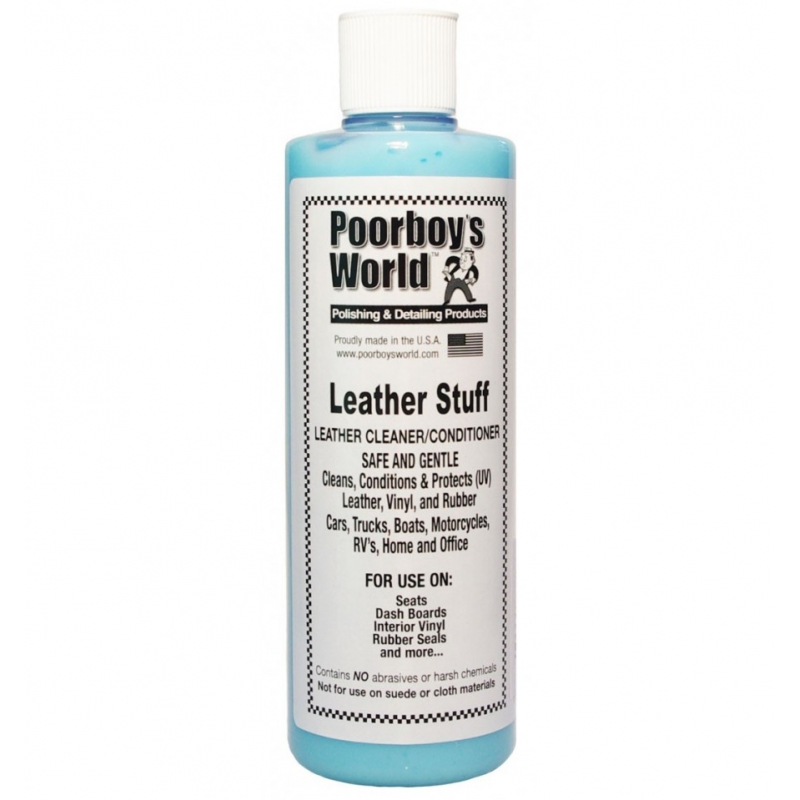 Poorboy's World Leather Stuff - do skóry 964 ML