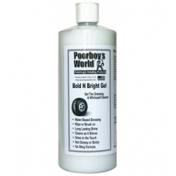 Poorboy's World Bold N Bright Gel - dressing do opon 473 ML