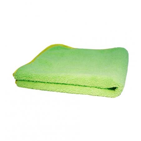 Poorboy's World Deluxe Mega Plush Towel zielony 40x70 - ręcznik