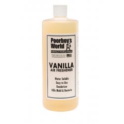 Poorboy's World Air Freshener Vanilla - odświeżacz powietrza o zapachu wanilii 964 ML