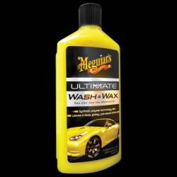Meguiar's Ultimate Wash & Wax 16oz - Szampon samochodowy z woskiem (473ml)