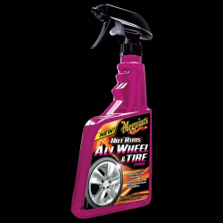 Meguiar's Hot Rims All Wheel & Tire Cleaner - Środek do czyszczenia felg i opon (710ml)