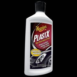Meguiar's Plast-X - Środek do czyszczenia i polerowania plastików klarownych (296 ml)