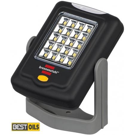 Brennenstuhl Lampa uniwersalna 20 + 3 LED SMD z pałąkiem