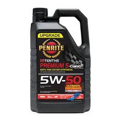 PENRITE 5W50 10 TENTHS premium 5L