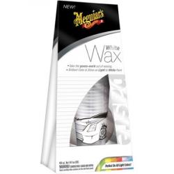 Meguiar's White Wax - wosk dla jasnych aut