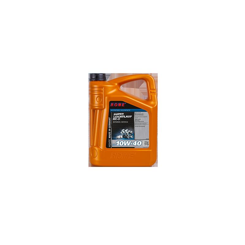 OLEJ ROWE HIGHTEC SUPER LEICHTLAUF HC-O SAE 10W-40 5L