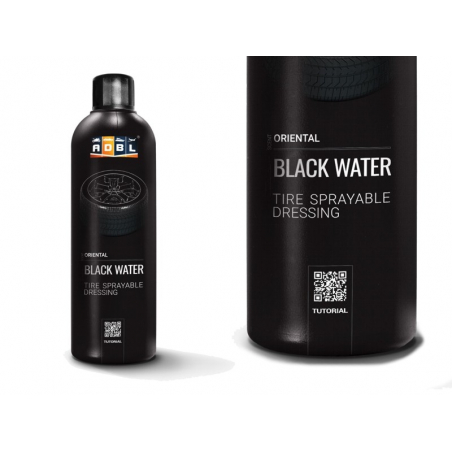 ADBL DRESSING DO OPON - BLACK WATER TIRE DRESSING 1L