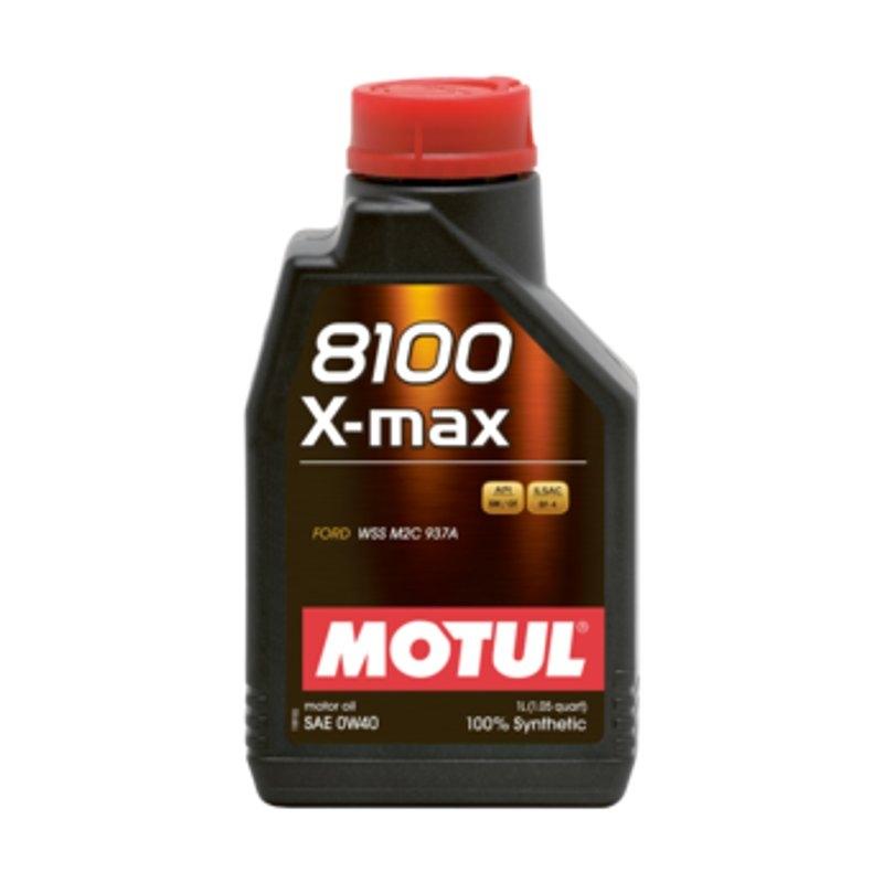 OLEJ 8100 MOTUL 0W40 X-MAX 5 L