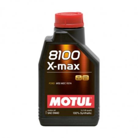 MOTUL 0W40 X-MAX 1L